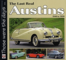 The Last Real Austins - 1946-1959, Paperback Book