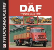 DAF Trucks Since 1949, Paperback Book