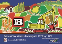 Britains Toy Model Catalogues 1970-1979, Paperback Book