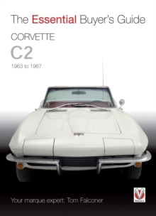 Corvette C2 Sting Ray 1963-1967, Paperback