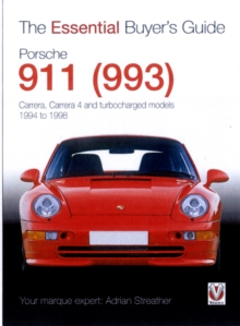 Porsche 911 (993) : Carrera, Carrera 4 and Turbocharged Models - Model Years 1994 to 1998, Paperback Book