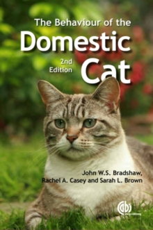 The Behaviour of the Domestic Cat, Paperback