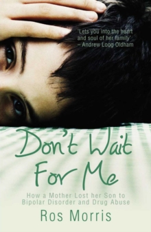 Don't Wait for Me : How a Mother Lost Her Son to Bipolar Disorder and Drug Abuse, Paperback