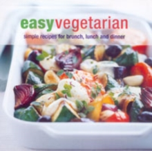 Easy Vegetarian, Paperback Book