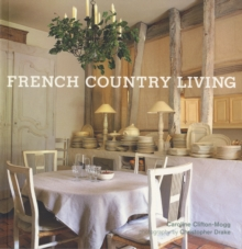 French Country Living, Paperback Book