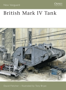 British Mark IV Tank, Paperback Book