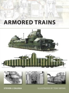 Armored Trains, Paperback Book