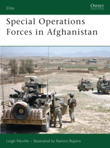 Special Forces Operations in Afghanistan, Paperback