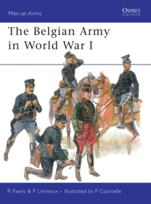 The Belgian Army in World War I, Paperback Book
