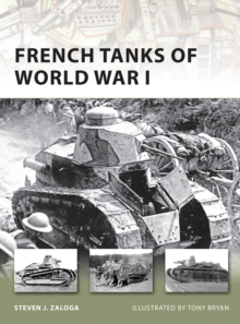 French Tanks of World War I, Paperback