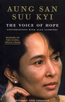 The Voice of Hope : Conversations with Alan Clements, Paperback