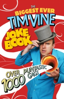 The Biggest Ever Tim Vine Joke Book, Paperback Book