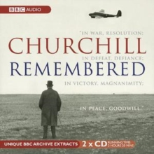 Churchill Remembered : Complete, CD-Audio