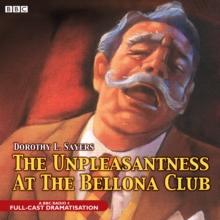 The Unpleasantness at the Bellona Club, CD-Audio