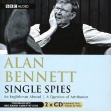 Single Spies an Englishman Abroad & A Question of Attribution, CD-Audio