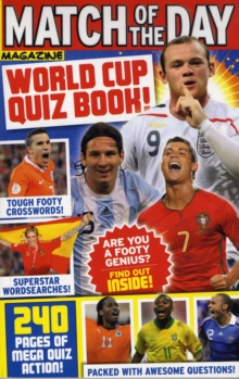 """Match of the Day"" World Cup Quiz Book, Paperback"
