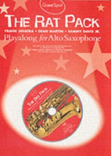 Guest Spot : The Rat Pack Playalong for Alto Saxophone, Paperback