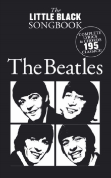 Little Black Songbook : The Beatles, Paperback