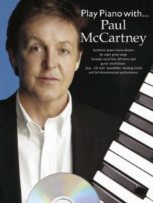 Play Piano with Paul McCartney : PVG, Paperback Book