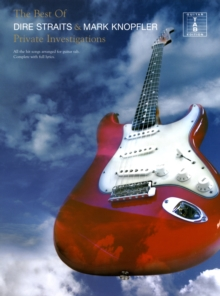 The Best of Dire Straits and Mark Knopfler : Private Investigations, Paperback