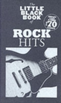 The Little Black Book of Rock Hits, Paperback