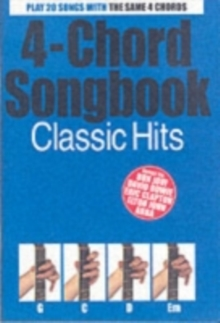 4-Chord Songbook, Paperback Book