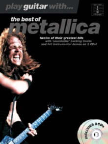 Play Guitar with... the Best of Metallica (Tab), Paperback