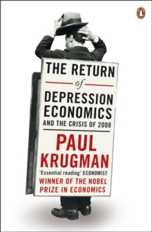 The Return of Depression Economics, Paperback