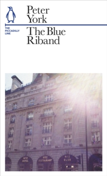 The Blue Riband : The Piccadilly Line, Paperback