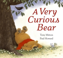 A Very Curious Bear, Paperback
