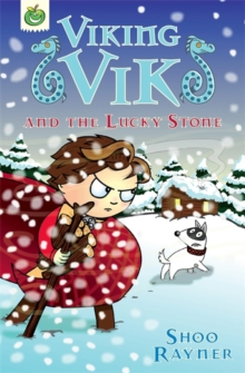Viking Vik and the Lucky Stone, Paperback