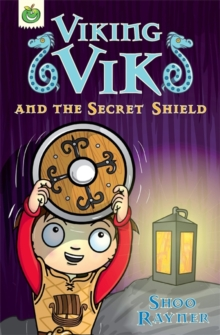 Viking Vik and the Secret Shield, Paperback