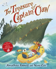 The Treasure of Captain Claw, Hardback