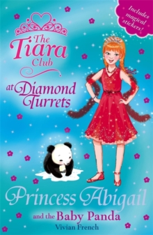 Princess Abigail and the Baby Panda, Paperback