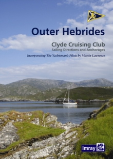 CCC Sailing Directions and Anchorages - Outer Hebrides, Spiral bound Book