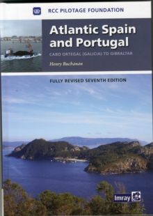 Atlantic Spain and Portugal : Cabo Ortegal (Galicia) to Gibraltar, Hardback