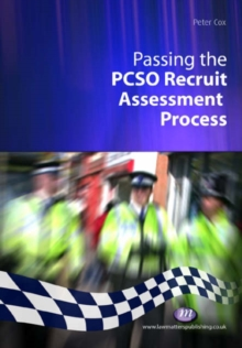 Passing the PCSO Recruit Assessment Process, Paperback
