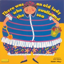 There Was an Old Lady Who Swallowed the Sea, Board book