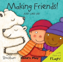 Making Friends!, Board book