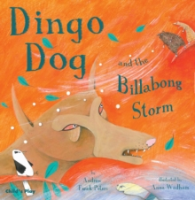 Dingo Dog and the Billabong Storm, Paperback