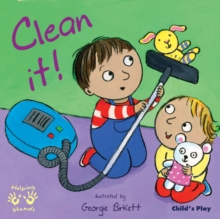 Clean It!, Paperback