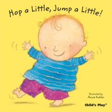 Hop a Little, Board book Book