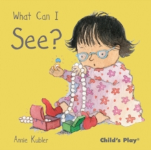 What Can I See?, Board book