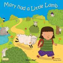 Mary Had a Little Lamb, Board book