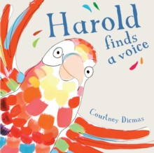Harold Finds a Voice, Paperback