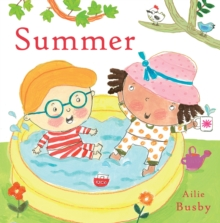 Summer, Board book Book