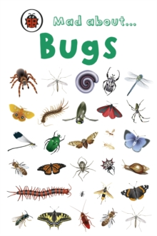 Mad About Bugs, Hardback