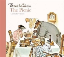 Ernest and Celestine - The Picnic, Hardback Book