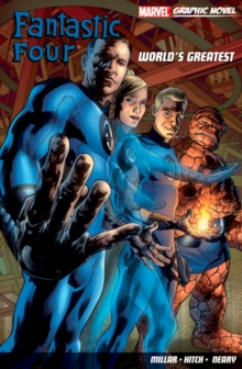 """Fantastic Four"" : World's Greatest, Paperback Book"