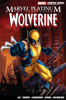 The Definitive Wolverine, Paperback